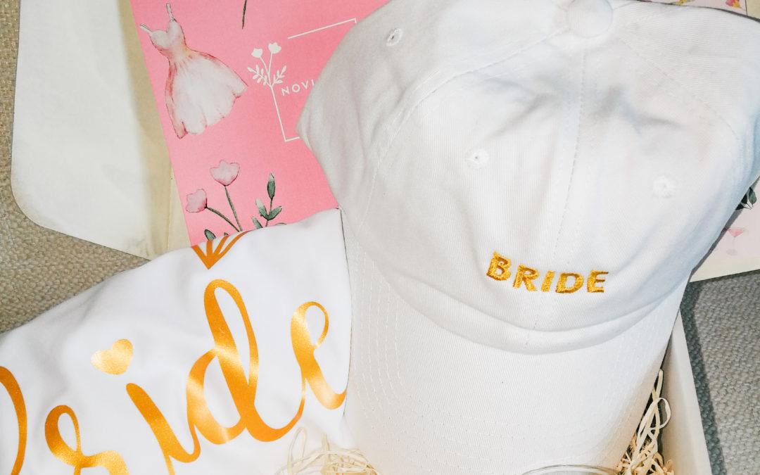 ¡Bañador novia! la caja sorpresa de Agosto para novias más veraniega es la de Noviasbox