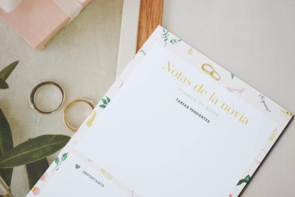 notas de la novia